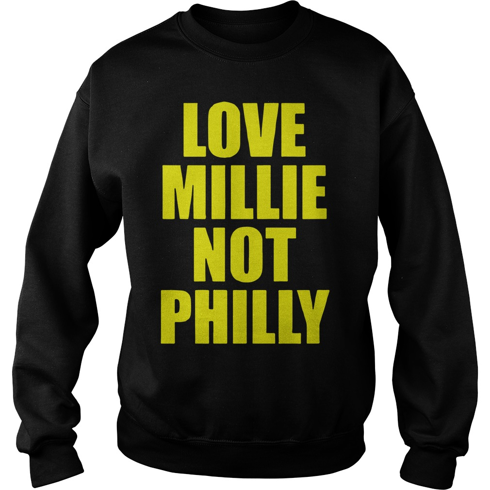 Love Millie Not Philly Sweater