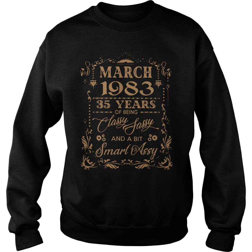 March 1983 35 Years Of Being Classy Sassy And A Bit Smart Assy Sweater