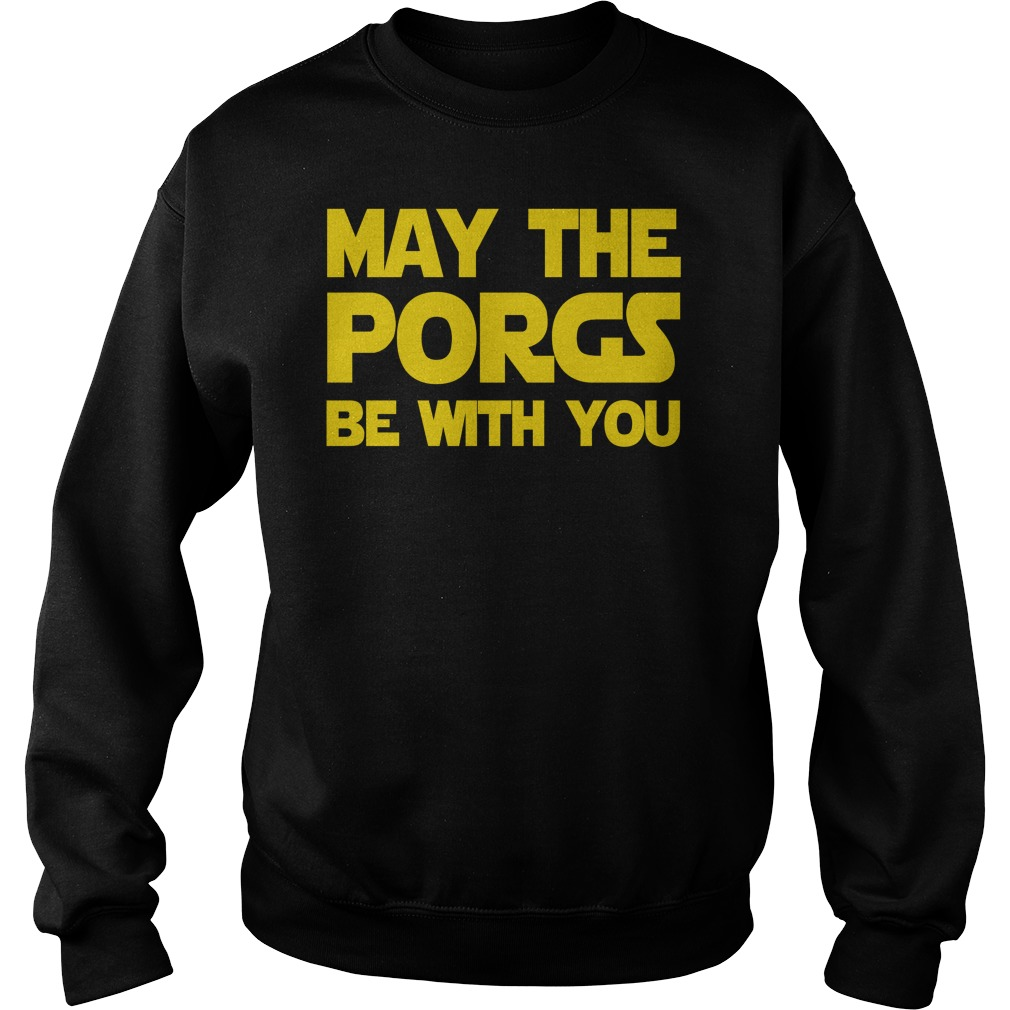 May Porgs Sweater