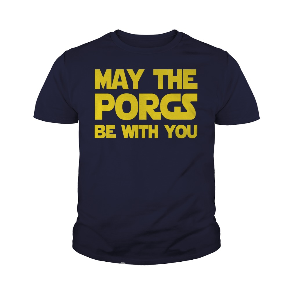 May Porgs Youth Tee