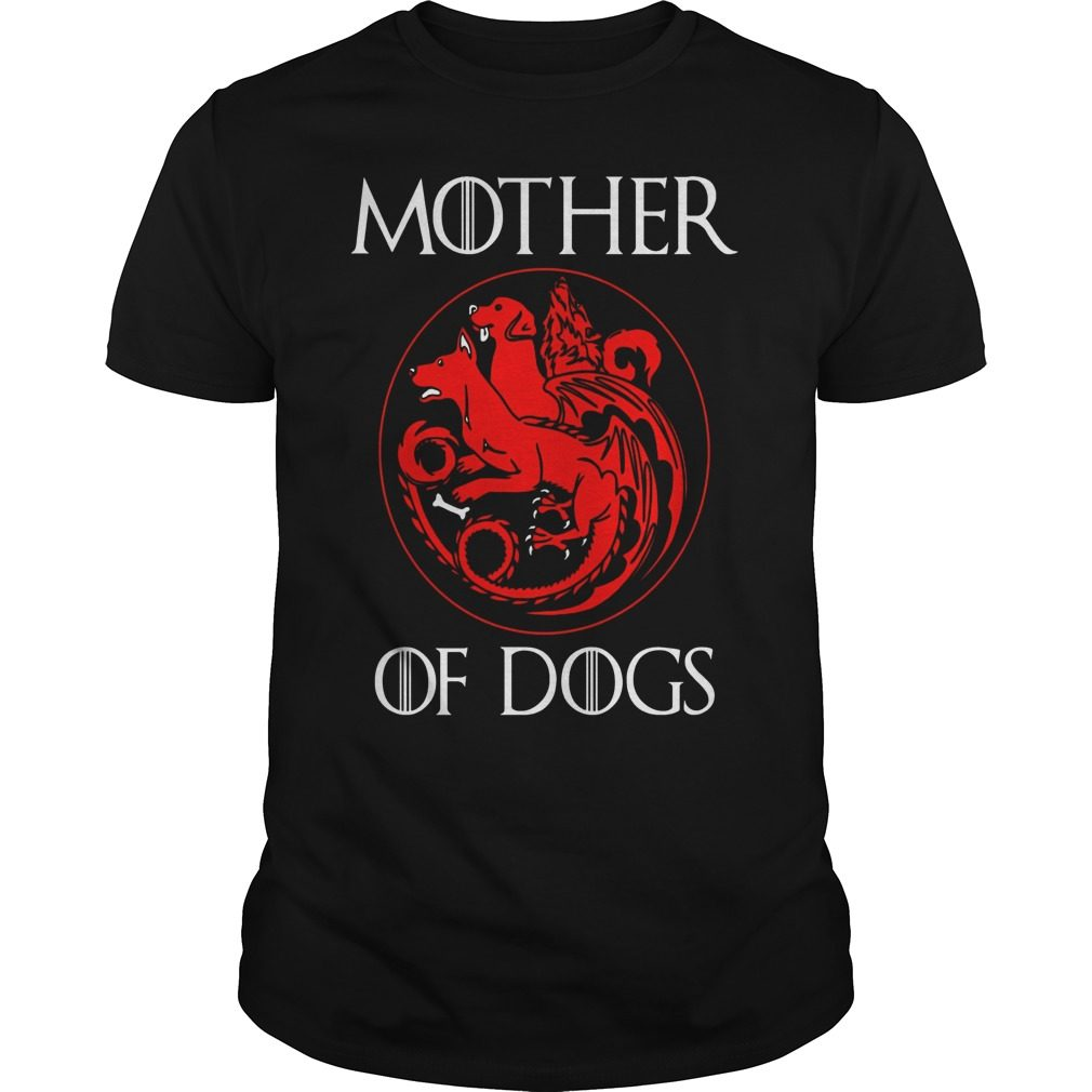Mother Dogs Hot 2017 Shirt