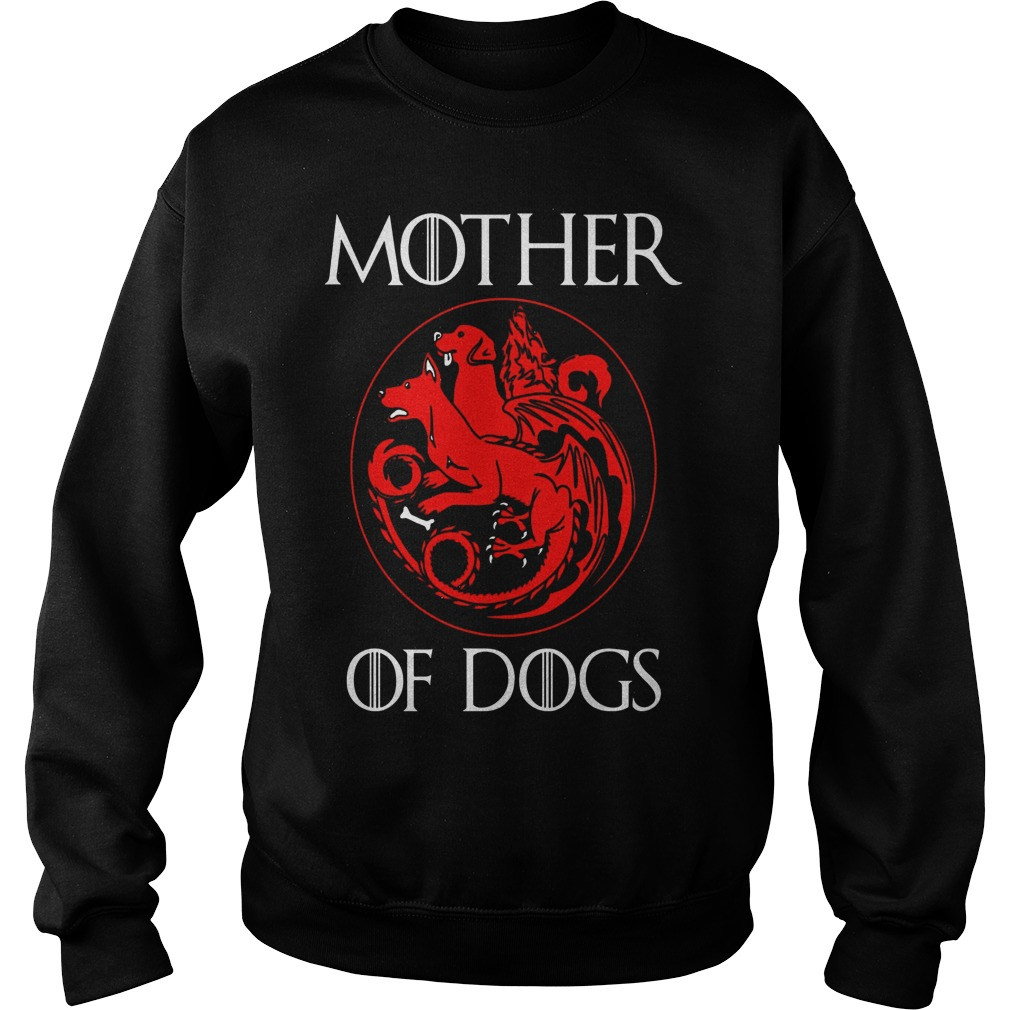 Mother Dogs Hot 2017 Sweater