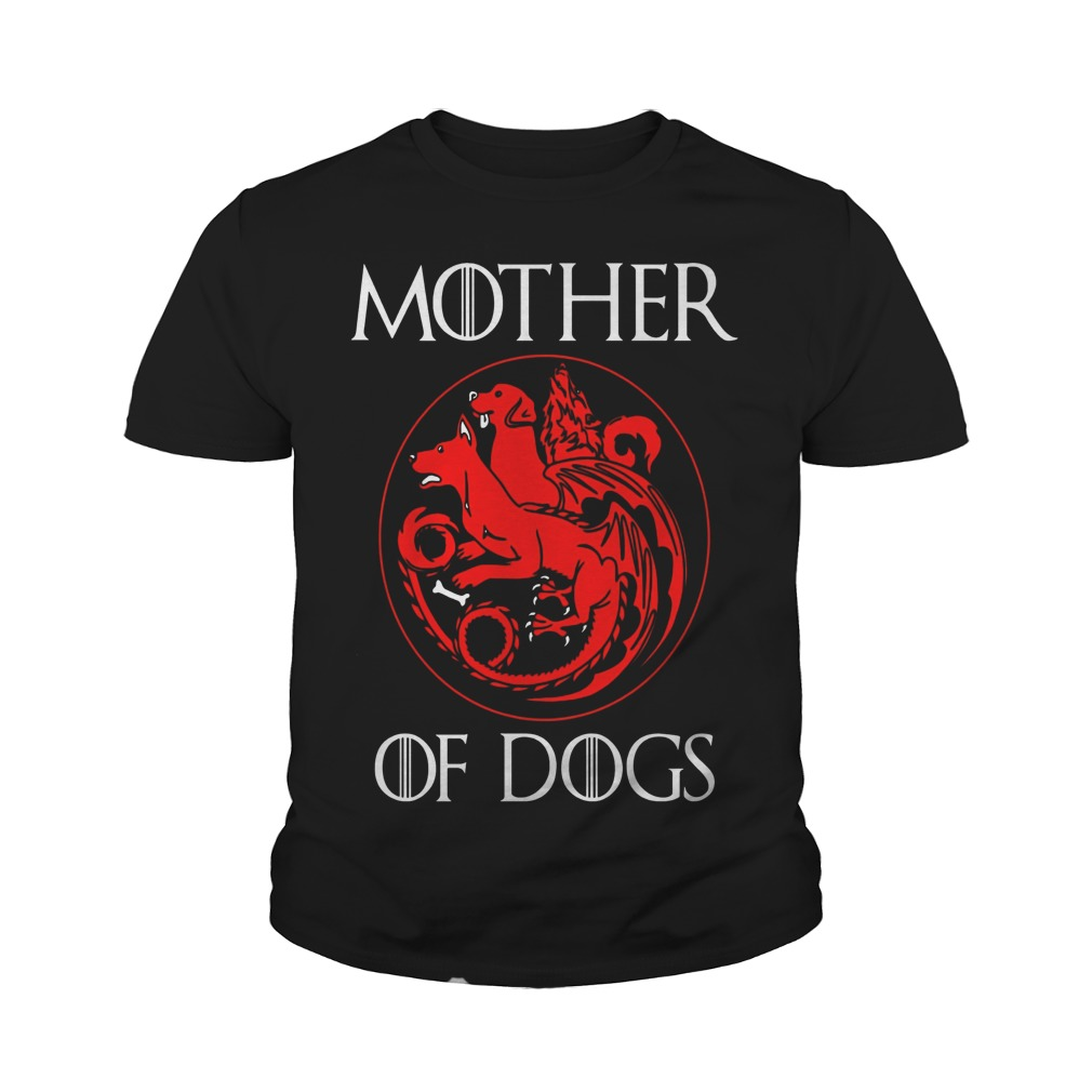 Mother Dogs Hot 2017 Youth Tee