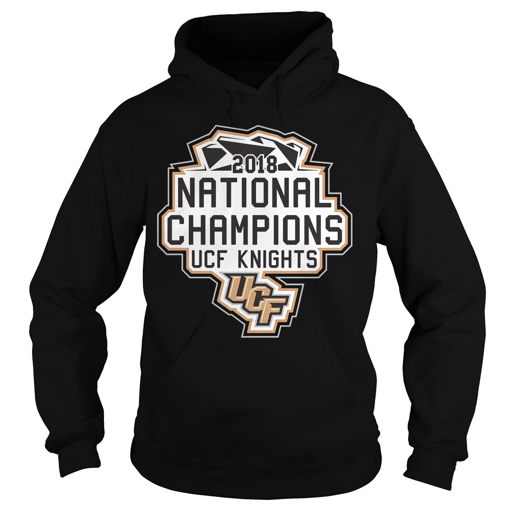 National Champions Ucf Knights 2018 Hoodie