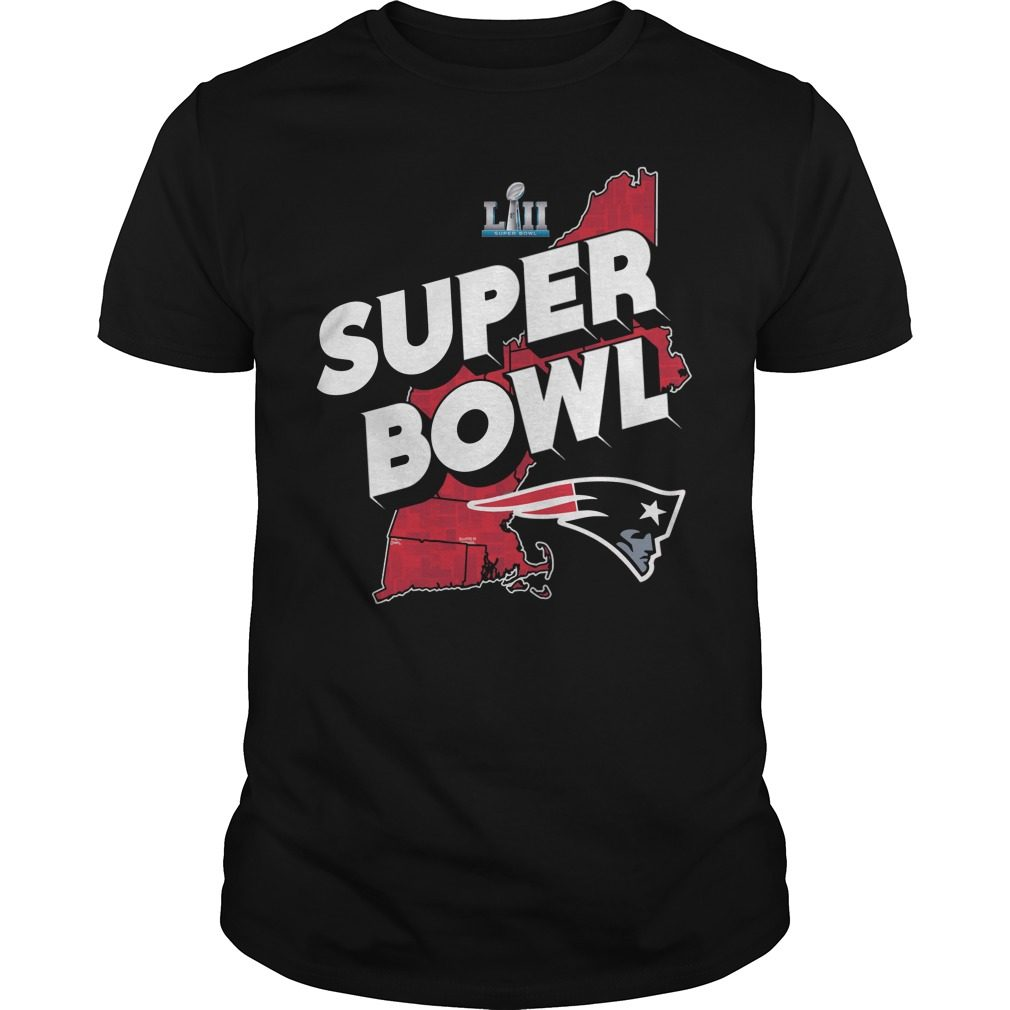 New England Patrick Super Bowl Winner Shirt