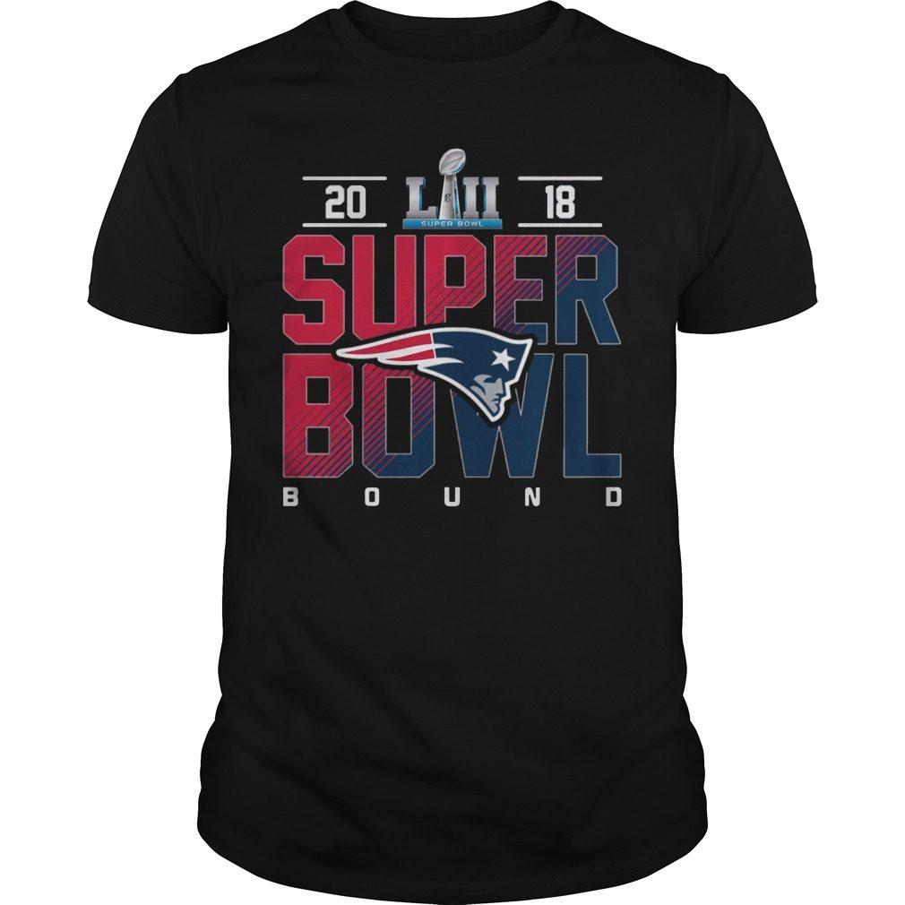 New England Patriots Super Bowl Champions 2018 Shirt