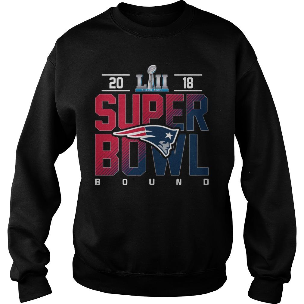 New England Patriots Super Bowl Champions 2018 Sweater
