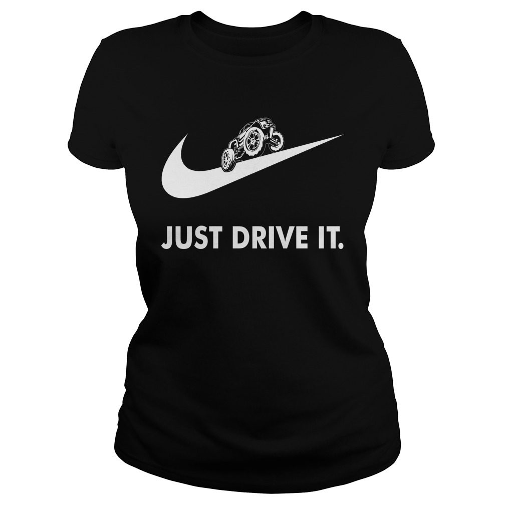 Off Road Just Drive Ladies Tee
