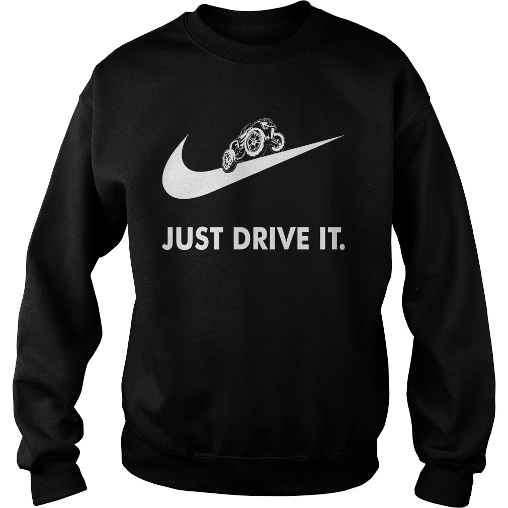 Off Road Just Drive Sweater