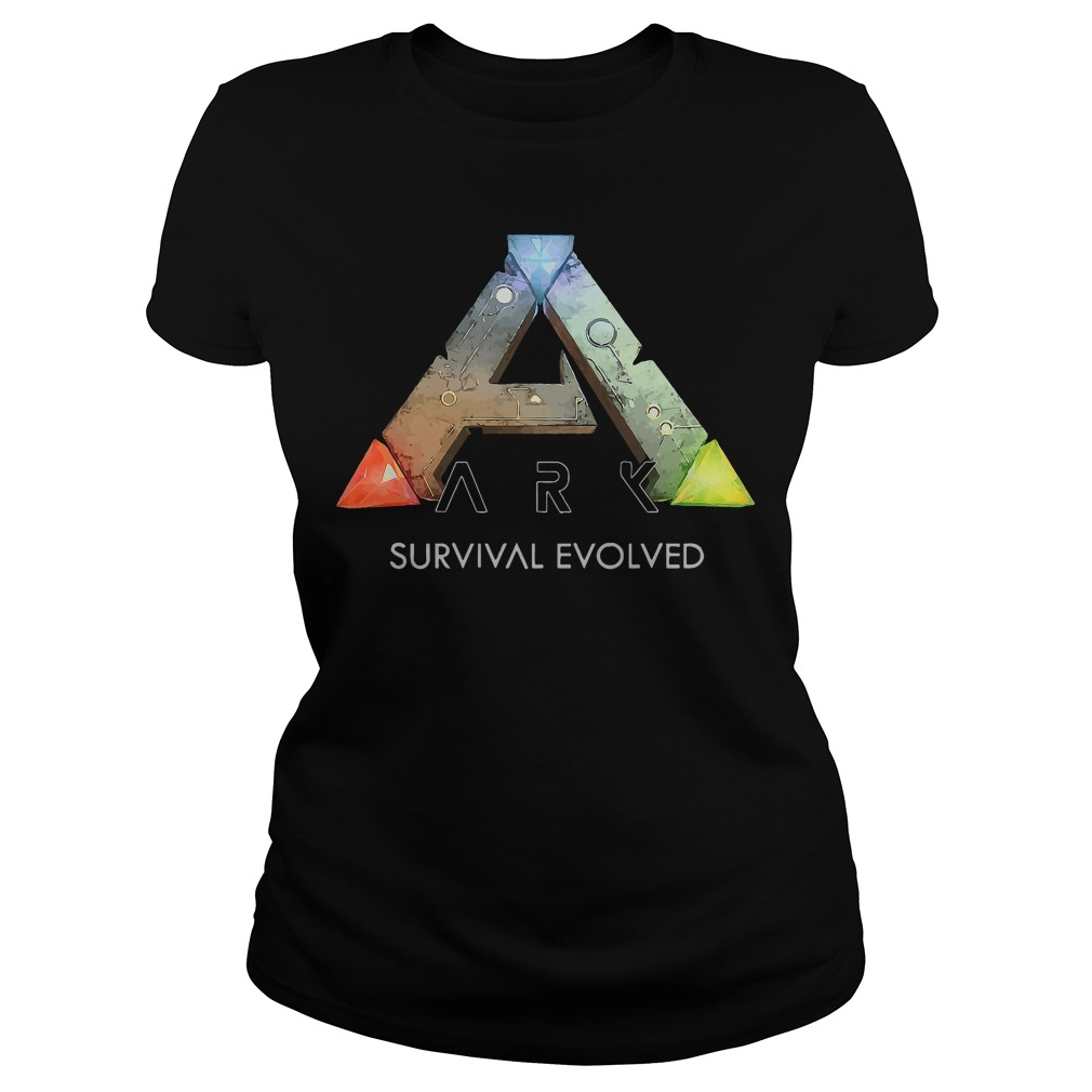 Official Ark Survival Evolved Ladies Tee
