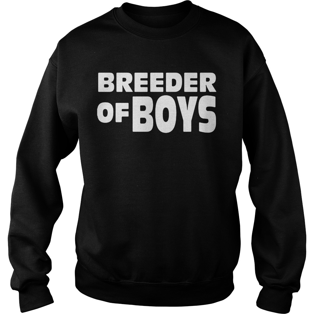 Official Breeder Boys Sweater