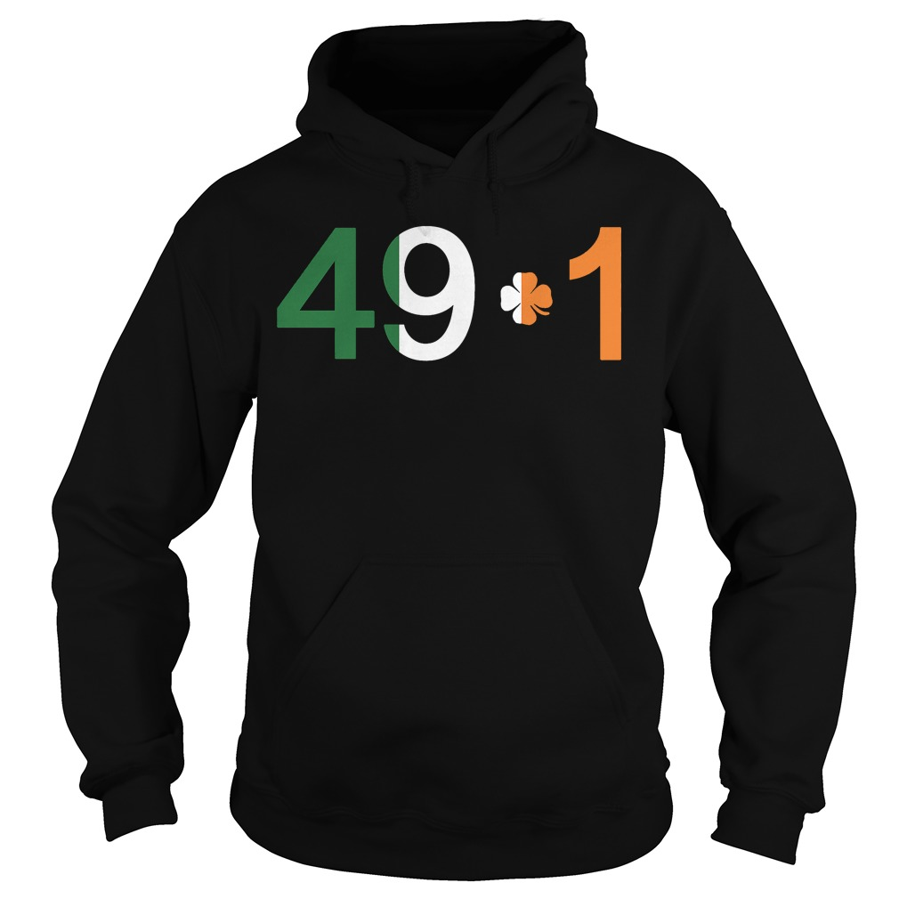 Official Conor 49 1 Hoodie