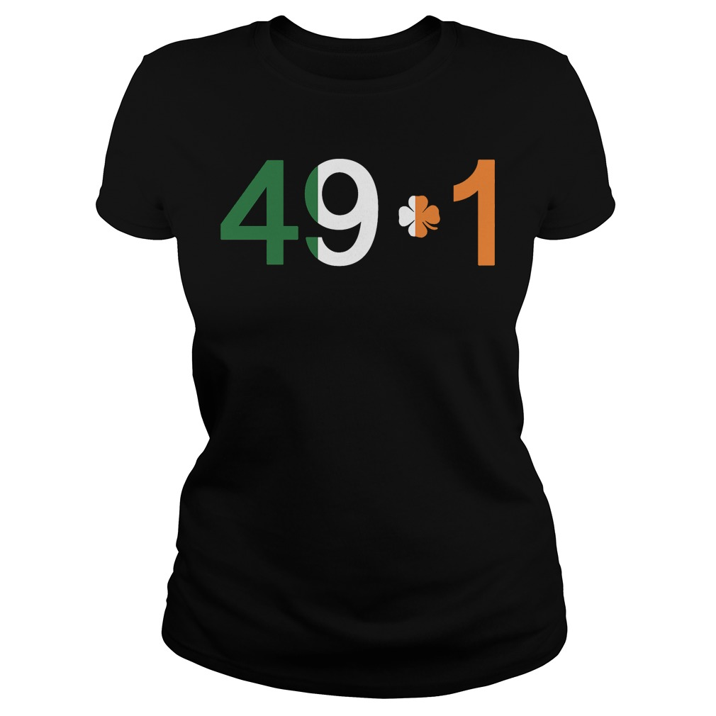 Official Conor 49 1 Ladies Tee