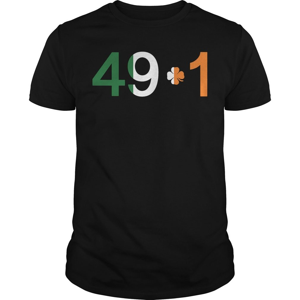 Official Conor 49 1 Shirt