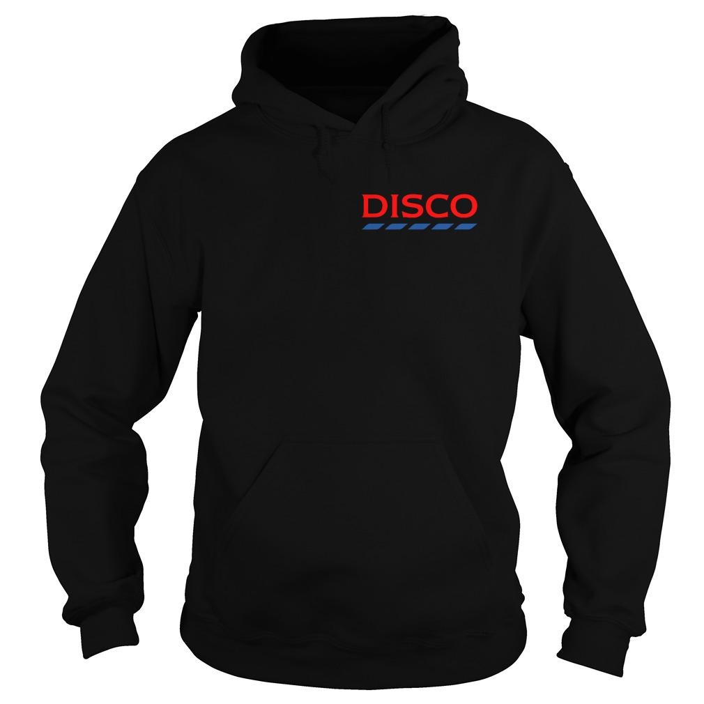 Official Disco Tesco Hoodie