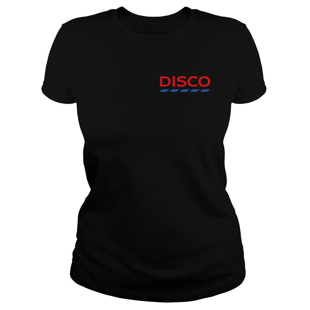 Official Disco Tesco Ladies Tee