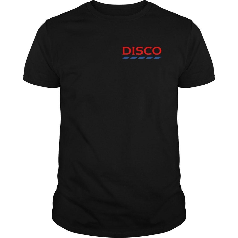 Official Disco Tesco Shirt