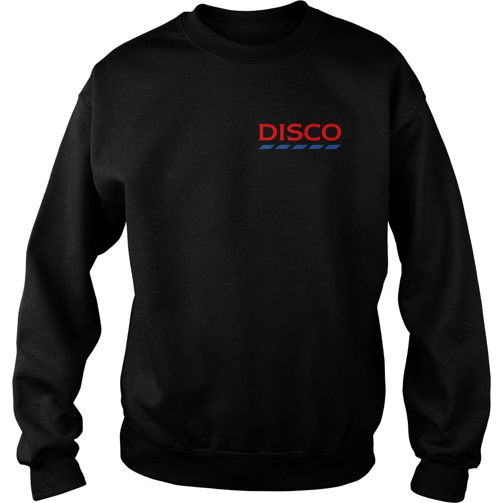 Official Disco Tesco Sweater