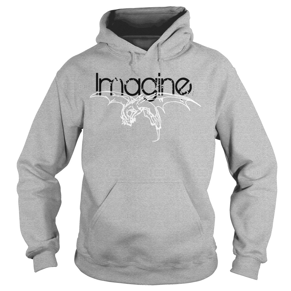 Official Imagine Dragons Hoodie