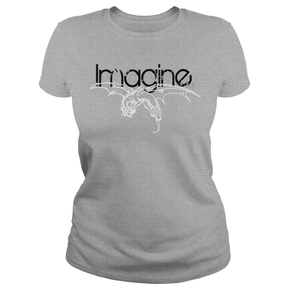 Official Imagine Dragons Ladies Tee