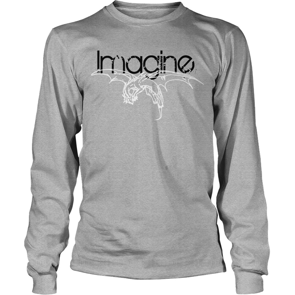 Official Imagine Dragons Longsleeve Tee