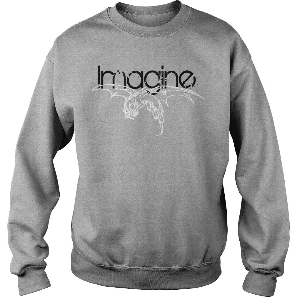Official Imagine Dragons Sweater