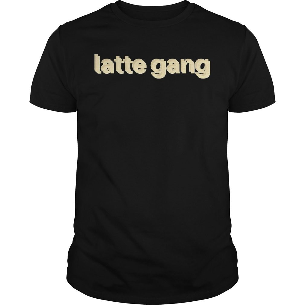 Official Latte Gang Shirt