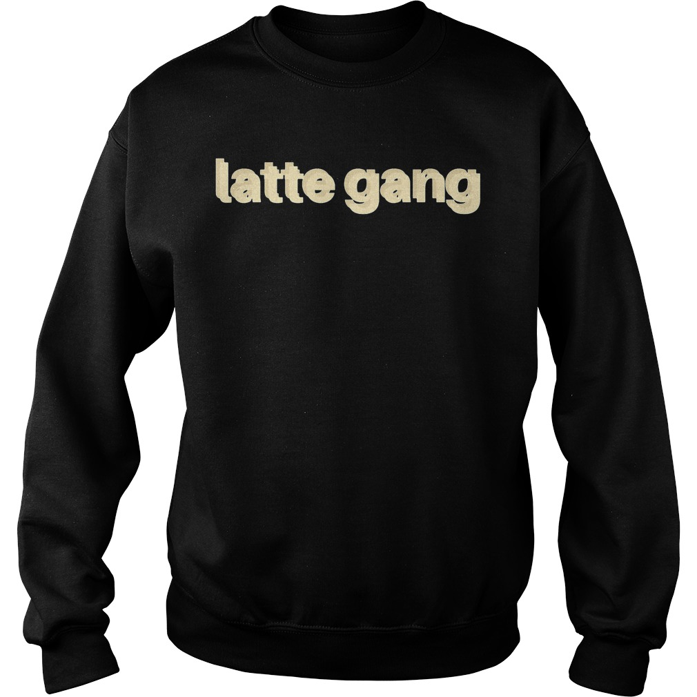 Official Latte Gang Sweater