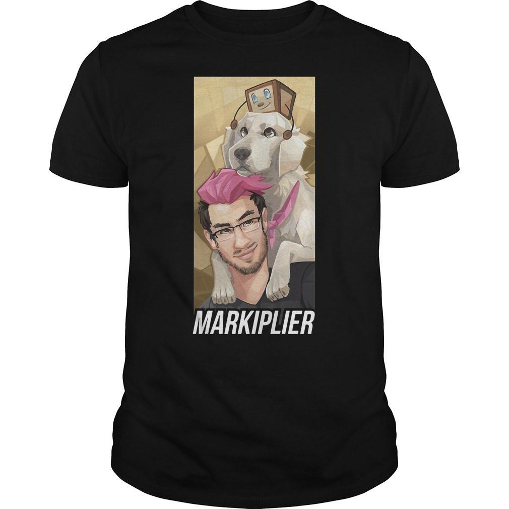 Official Markiplier Shirt