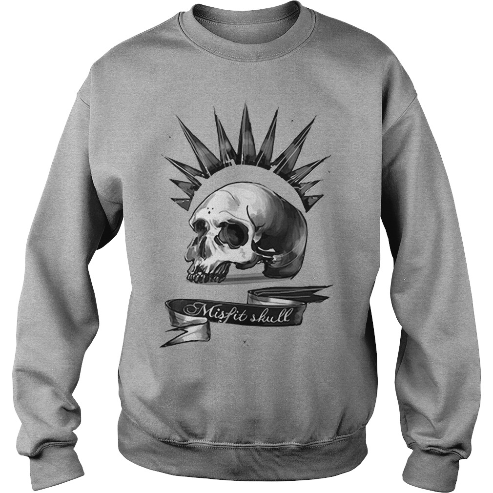 Official Mistic Skull Sweater
