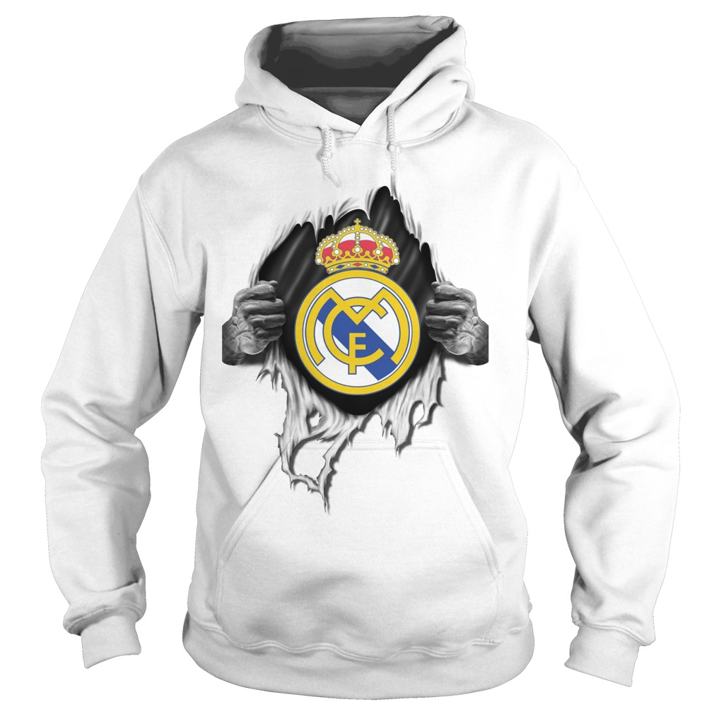 Official Real Madrid Hoodie