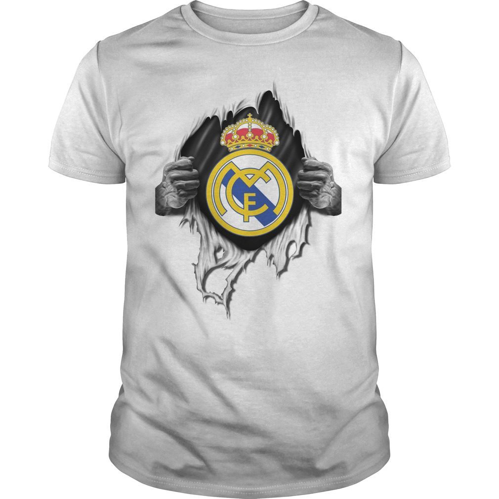 Official Real Madrid Shirt