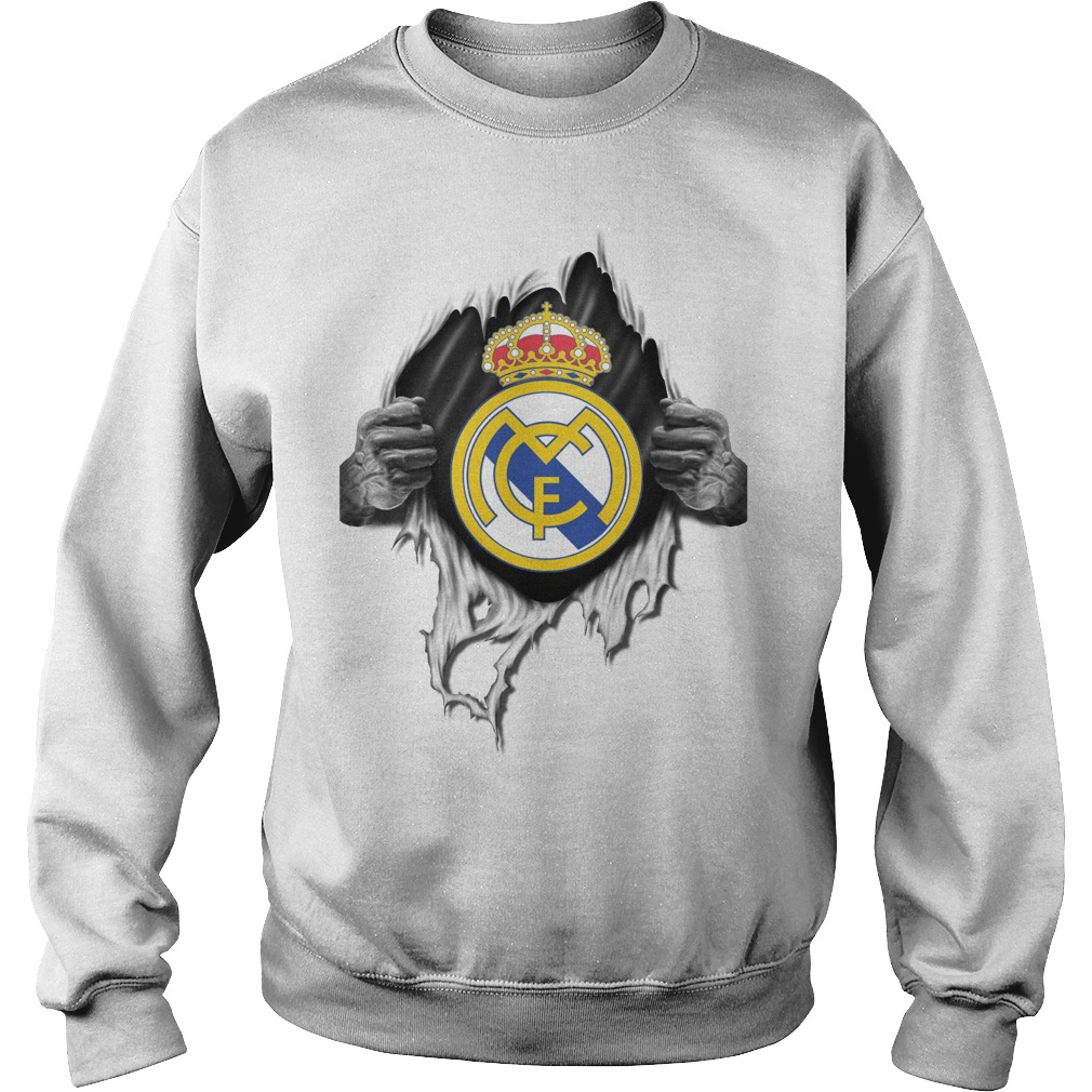Official Real Madrid Sweater