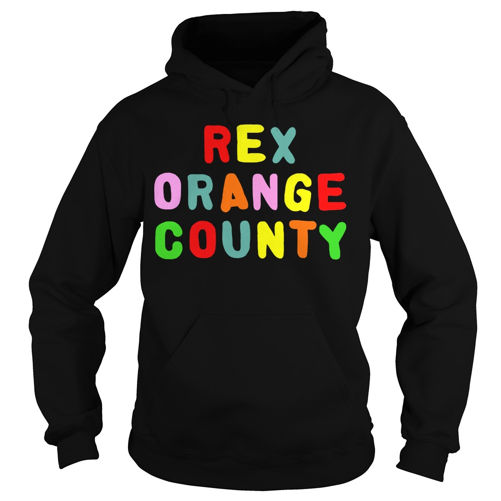 Official Rex Orange County Hoodie