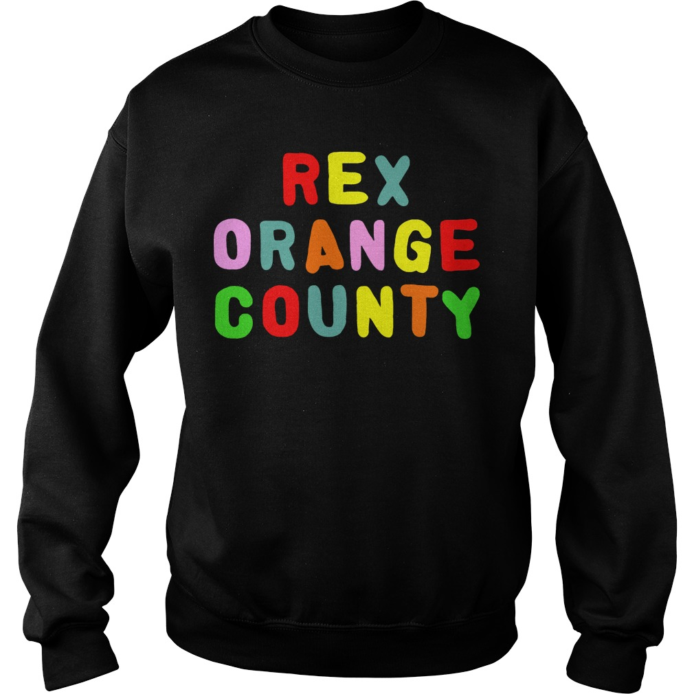 Official Rex Orange County Sweater