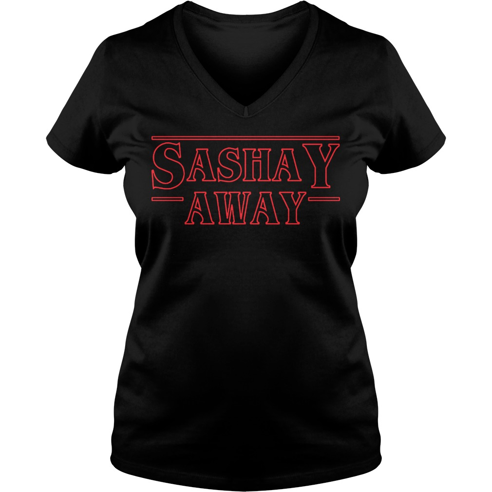 Official Sashay Away V-neck t-shirt