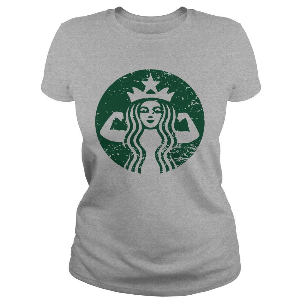 Official Starbucks Ladies Tee