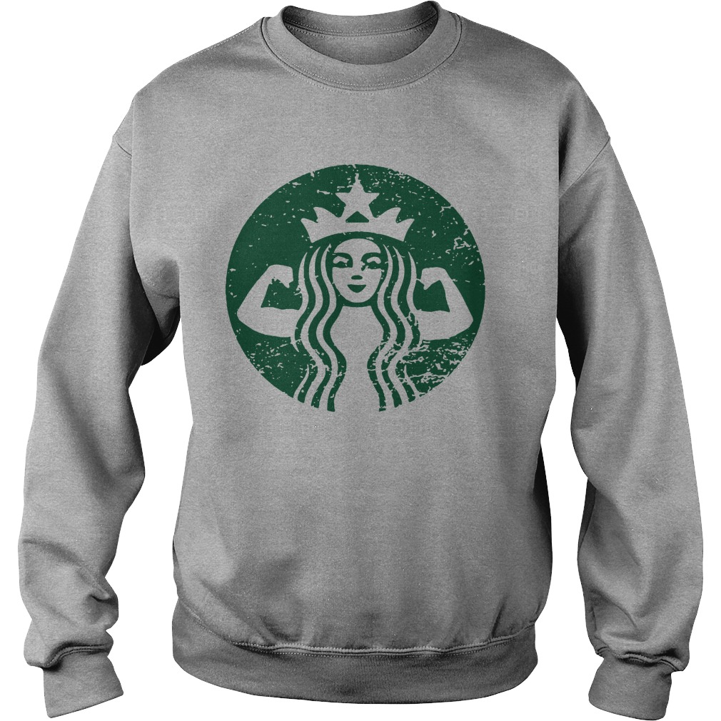 Official Starbucks Sweater