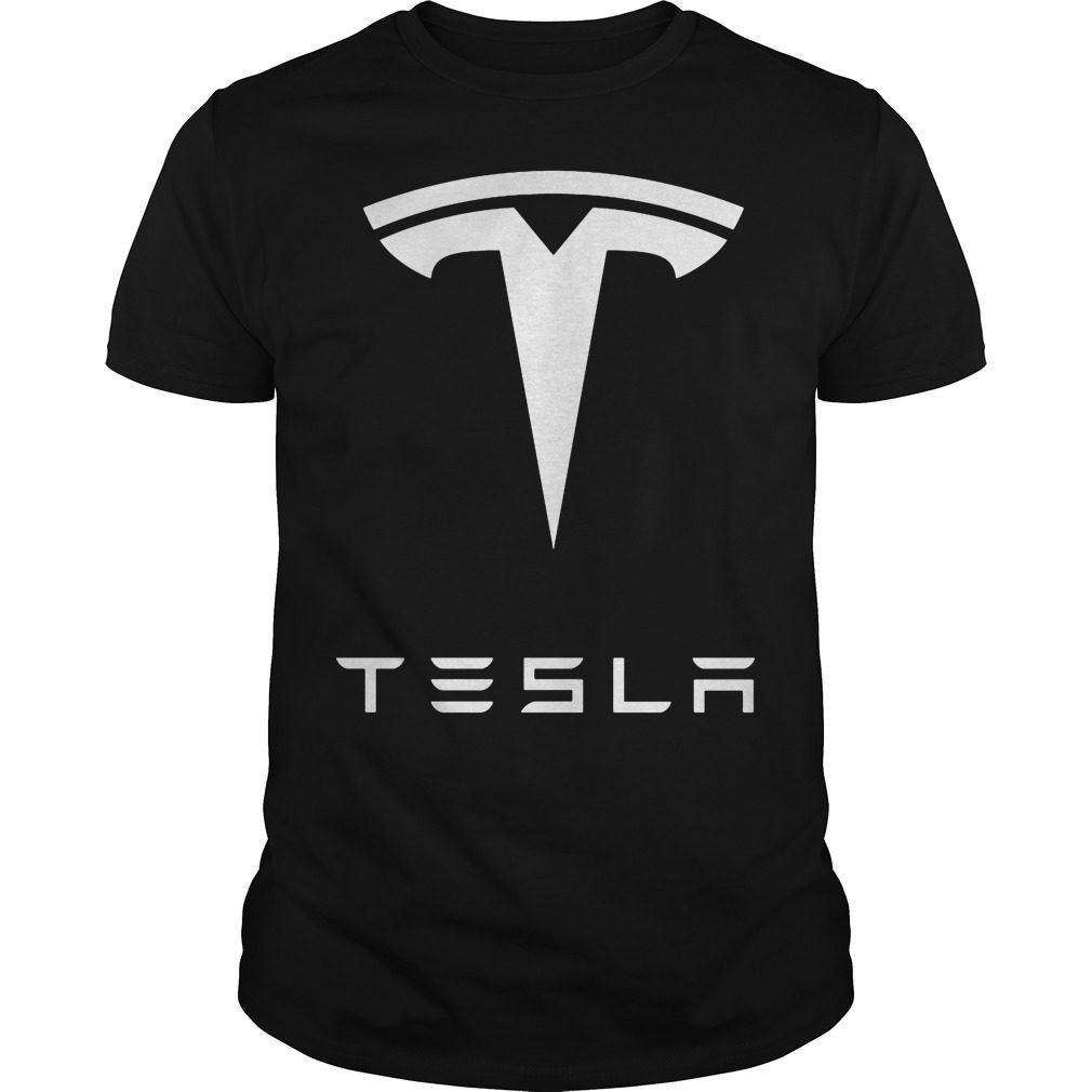 Official Tesla Shirt