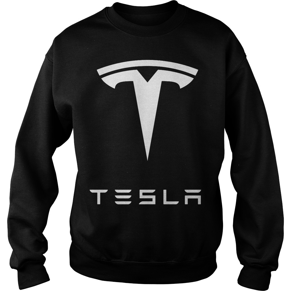 Official Tesla Sweater