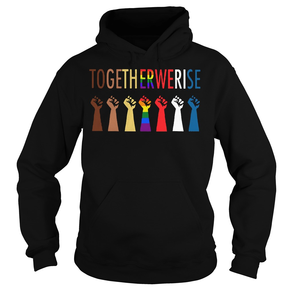 Official Together Rise Hoodie