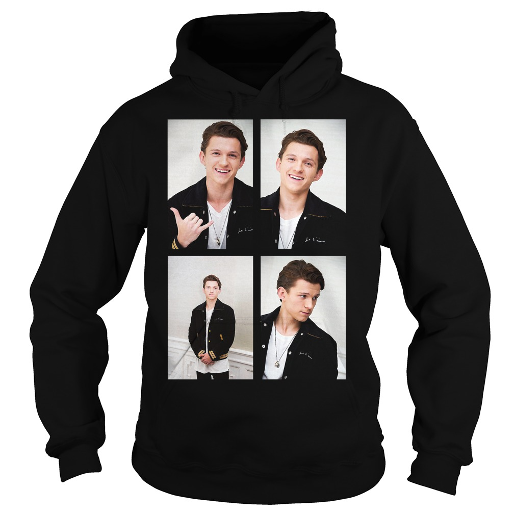 Official Tom Holland Hoodie
