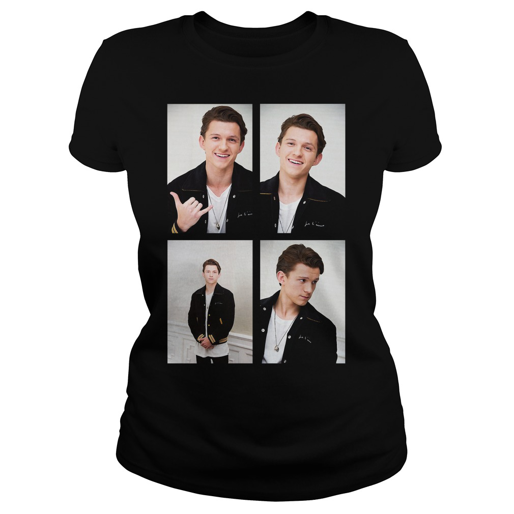 Official Tom Holland Ladies Tee