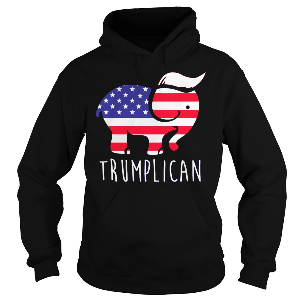 Official Trumplican Hoodie