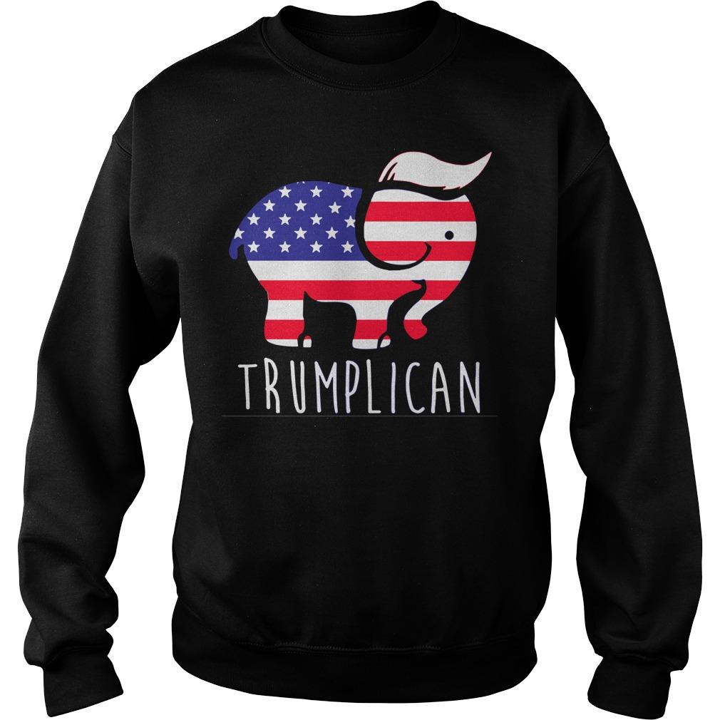 Official Trumplican Sweater