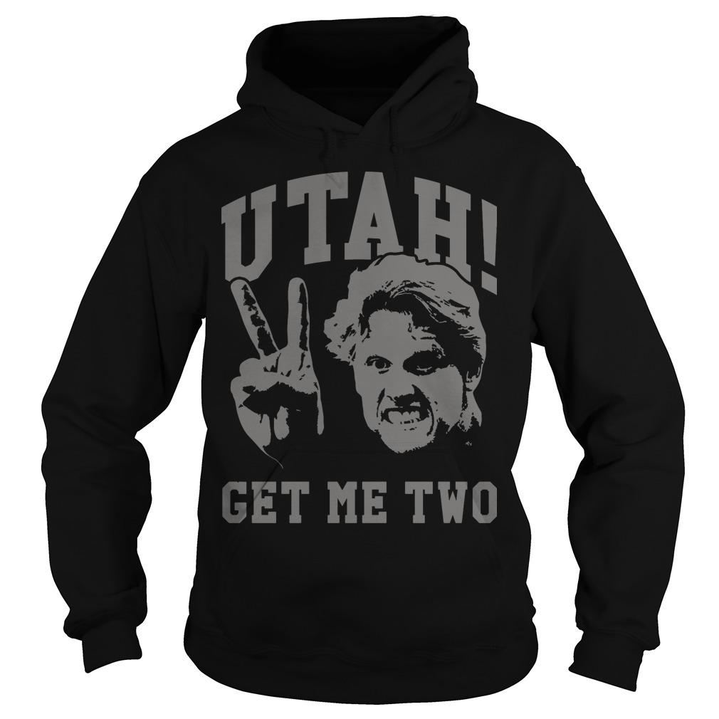 Official Utah Get Hoodie