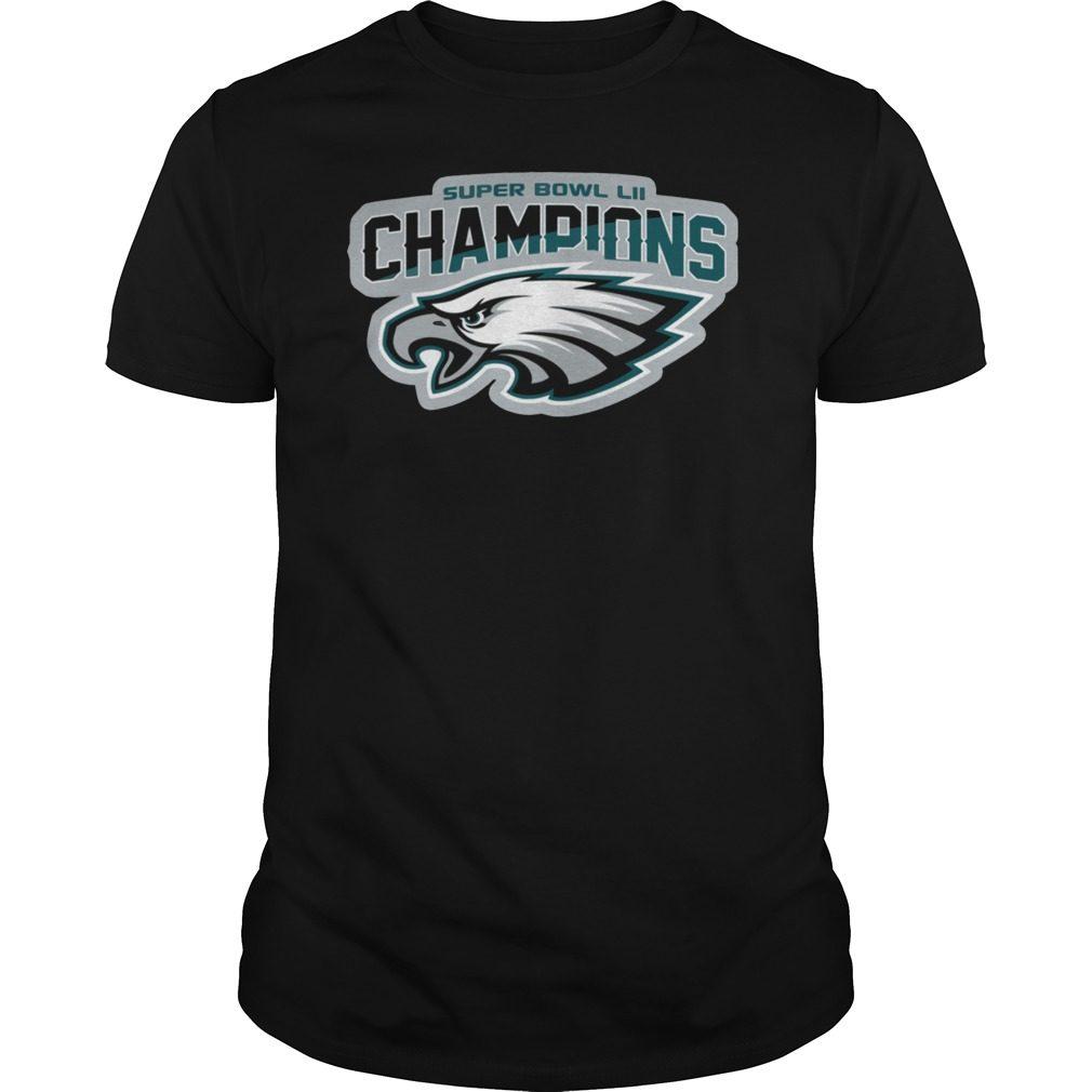 Philadelphia Eagles Champions Logo Shirt