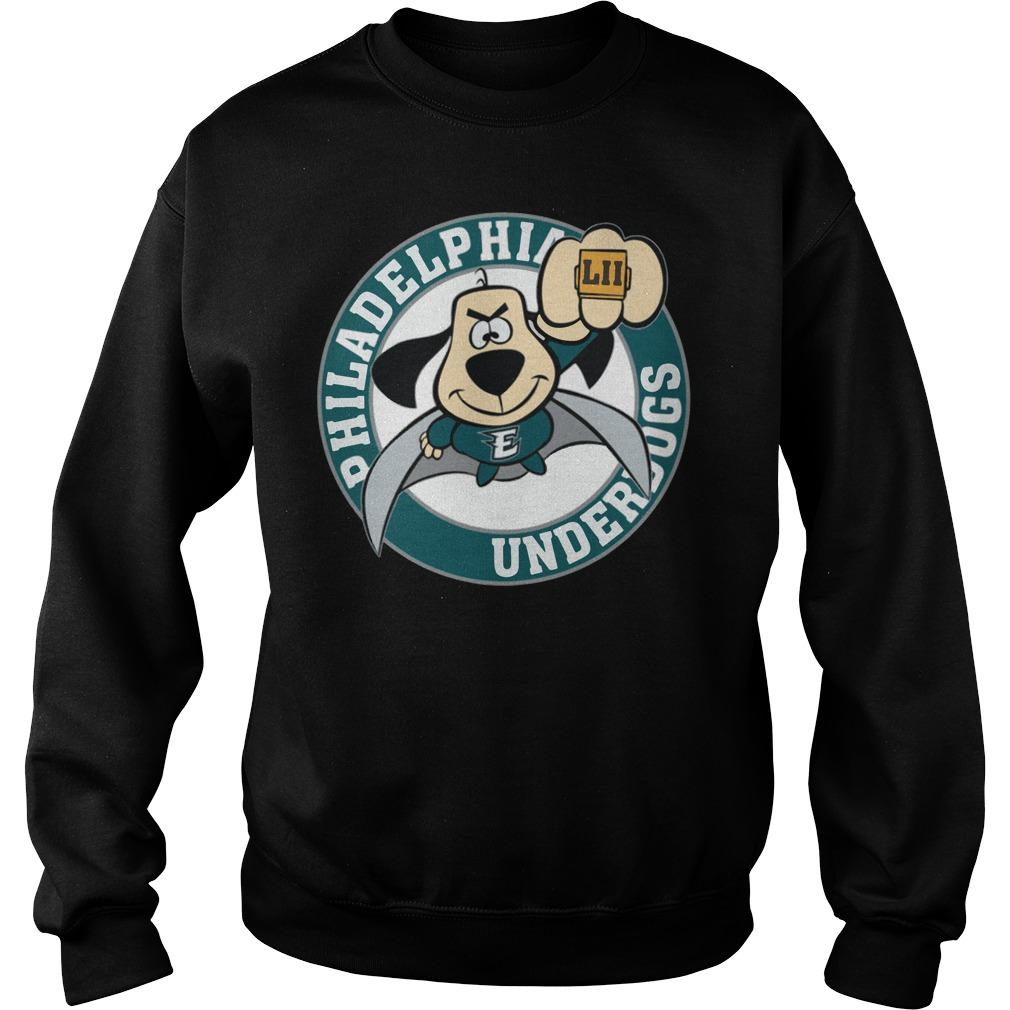 Philadelphia Eagles Underdog Super Bowl Lii Sweater