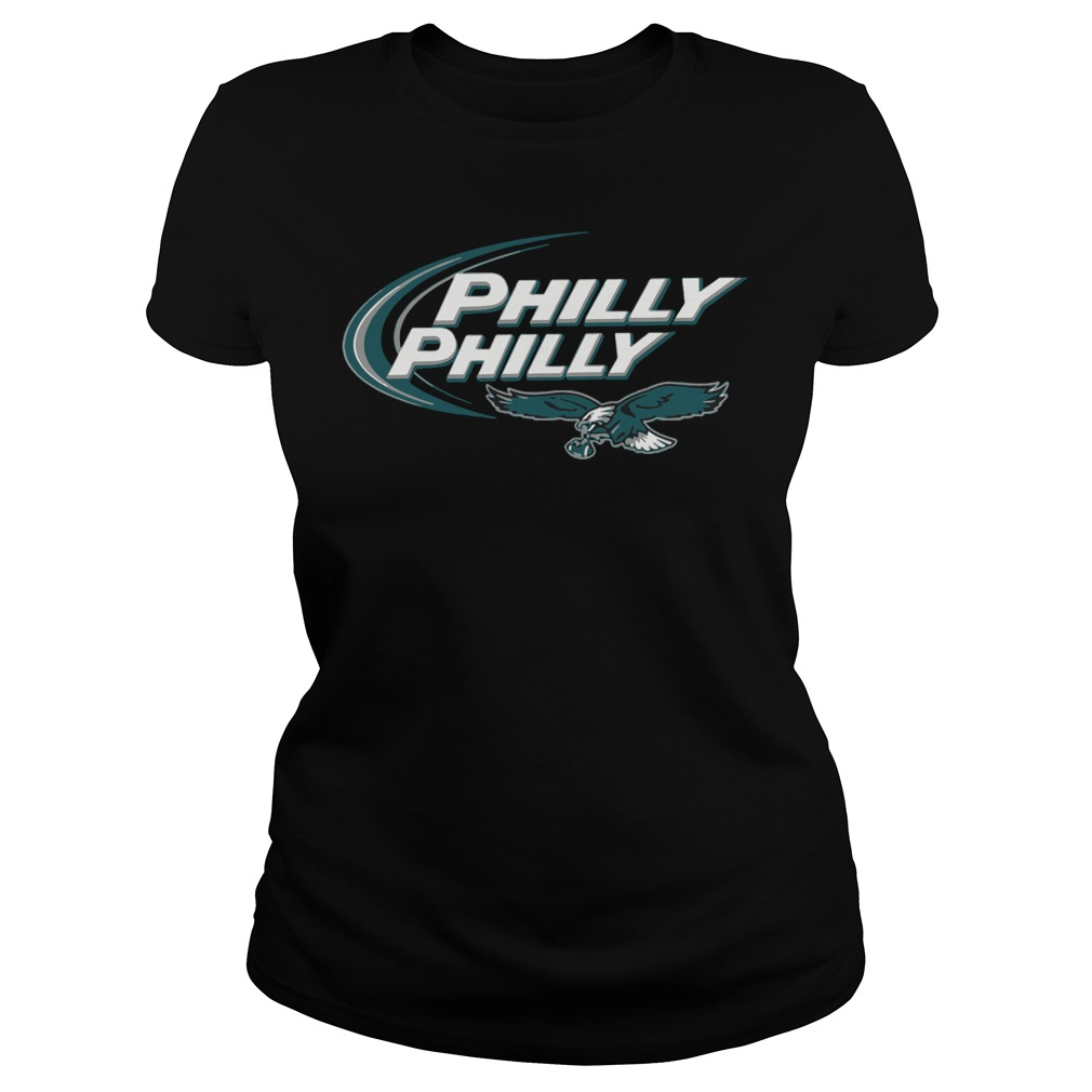 Philly Philly Philadelphia Eagles Dilly Dilly Super Bowl 2018 Ladies Tee