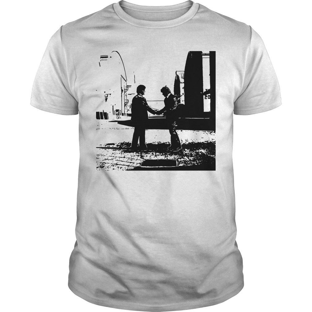 Pink Floyd Wish Black Shirt